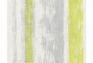 Tapeten Schlafzimmer Grau : sch ner wohnen muster strukturtapete tapete gelb grau gr n ~ Markanthonyermac.com Haus und Dekorationen