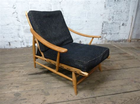 Ercol Model 442 Bergere Armchair Easy