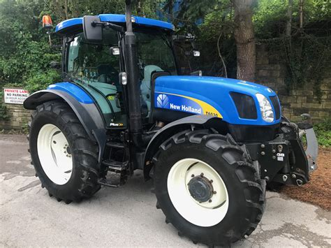 For Sale New by 2009 New T6030 Plus Tractor For Sale Sold