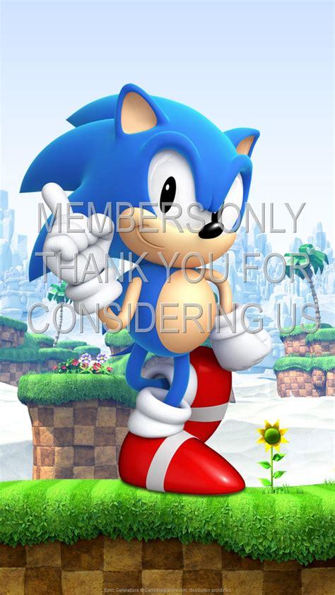 Sonic the Hedgehog iPhone Wallpaper