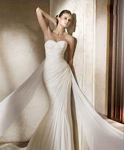 sensual white strapless mermaid wedding dresses cherry marry With strapless mermaid wedding dresses