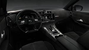 Ds7 Crossback Noir : 2018 ds ds7 crossback revealed car news carsguide ~ Medecine-chirurgie-esthetiques.com Avis de Voitures
