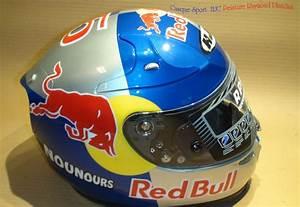 Casque Red Bull Moto Casque De Moto Cross Red Bull Route Occasion