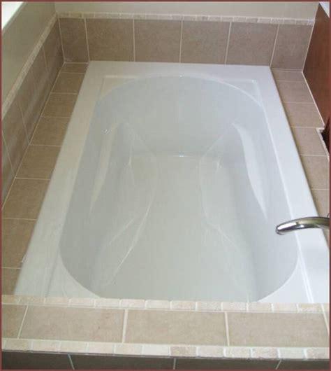 drop  bathtubs home depot bathtub  home design ideas