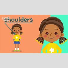 Kids Vocabulary Body Parts Of Body Learn English For Kids English Educational Video Youtube