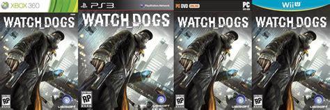 Watch Dogs Ubisoft Cover Art Nintendo Wii U