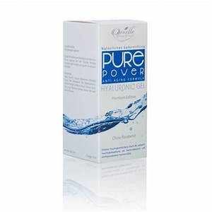 Aloe Vera Pur Ins Gesicht : pure power hyaluronic gel sofort facelift mit aloe vera 30ml ~ Whattoseeinmadrid.com Haus und Dekorationen