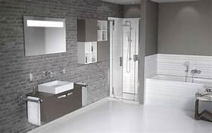 plan de salle de bain 15 idees du rustique au moderne With salle de bain design avec modele evier cuisine