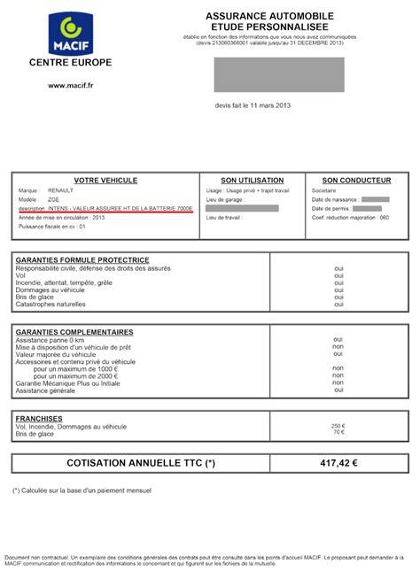 devis assurance auto conducteur devis d assurance pour les batteries page 2