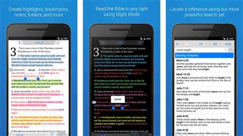 best bible app for android 10 best bible apps and bible study apps for android