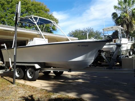 Proline Inboard Boats by 1975 Proline With Inboard Only 17 The Hull