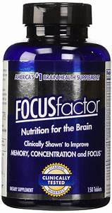 Focus Factor Review - 40 Ingredients  Still Doesn U0026 39 T Work