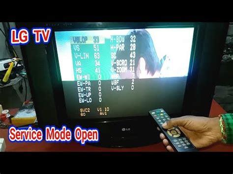 televisor lg 21fu9rl chasis cw 81b con efecto coj 237 n o doovi