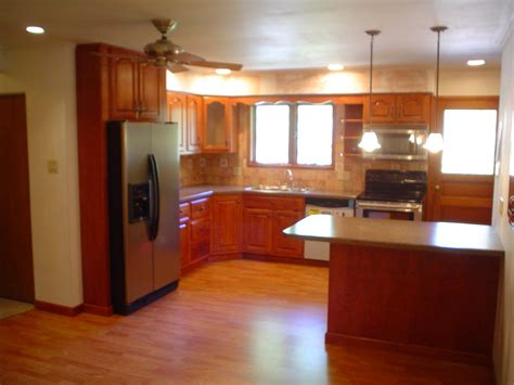 Simple Kitchen Cabinets Layout Design  Greenvirals Style