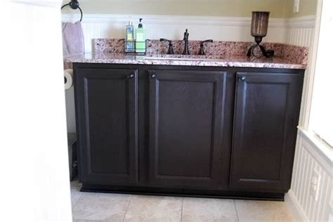 staining kitchen cabinets espresso updating oak cabinets with espresso gel stain from general 5703