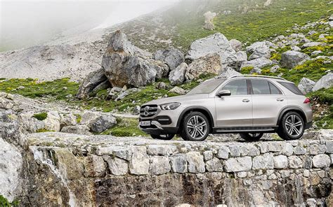 One of the breathtaking vehicles presented at iaa 2019. MERCEDES-BENZ GLE 400d 4MATIC - gocar.gr