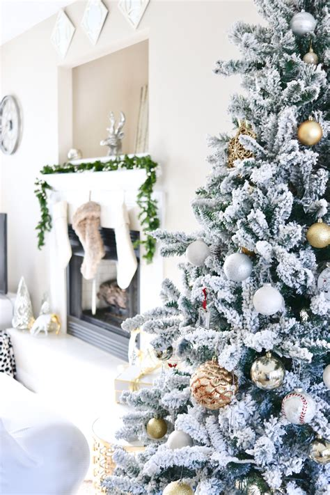our christmas home decor 2017 blonde boss babe