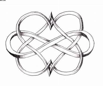 Infinity Symbol Heart Hearts Tattoo Tattoos Interlocked