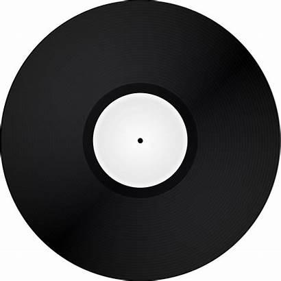Vinyl Record Records Transparent Disc Talisman Label