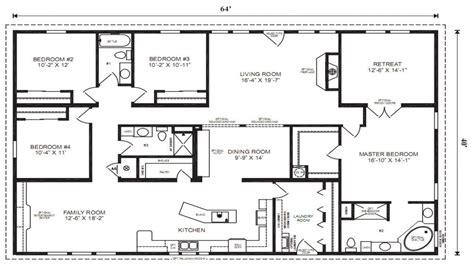 Design Your Home Floor Plan by Modular Ranch Floor Plan Designs Modular Home Floor Plans