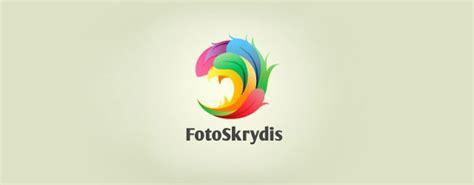 creative  inspiring multi colored logo designs