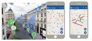 Application Parking Paris : parkingmap comment trouver une place de parking paris ~ Medecine-chirurgie-esthetiques.com Avis de Voitures