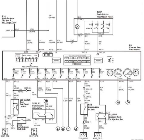 vx commodore wiring diagram free wiring diagram for you