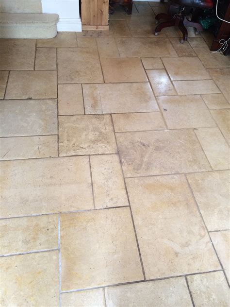 travertine tiles cleaning and polishing tips for