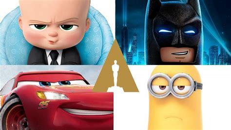 Oscar 2018 Nominees
