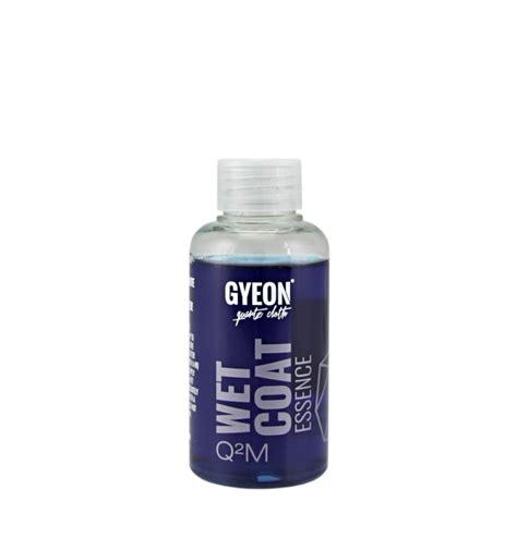 gyeon coat gyeon q2m coat essence 100 ml car care europe