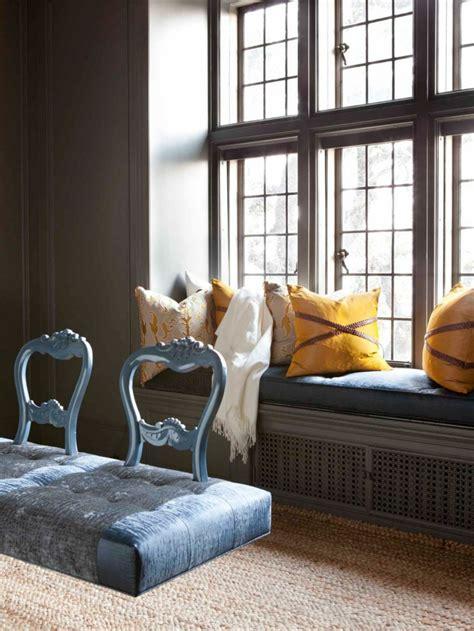 canapé sous fenetre salle de meuble bains inspiration