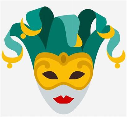 Mask Clipart Theatre Carnival Carnaval Icon Transparent