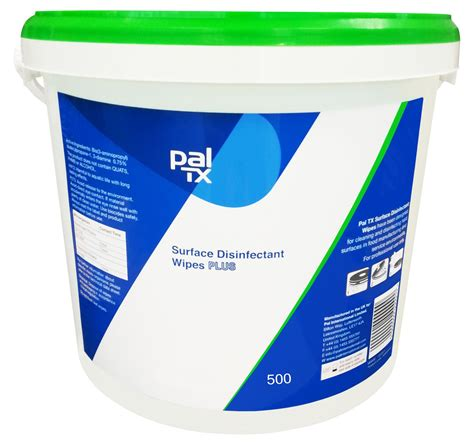 Multi-Purpose Surface Disinfectant Wipes | Palhygiene