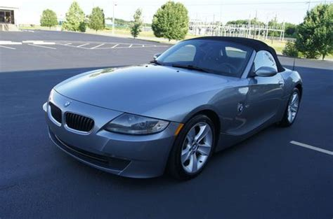 Sell Used No Reserve 2006 Bmw Z4 Pedal Shifting, Sport