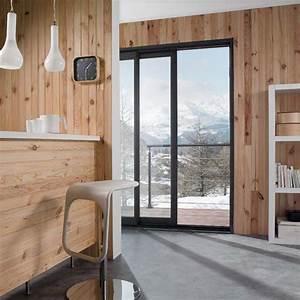 Parquet Pin Des Landes : lambris pin des landes noueux 200x10 cm rev tement mural ~ Dailycaller-alerts.com Idées de Décoration