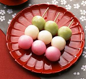 Three Colour Dango Dumplings Recipe - Japan Centre