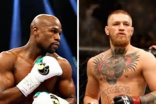Floyd Mayweather Fight McGregor