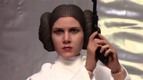 Hot Toys Star Wars Princess Leia Special Edition 1/6 Scale