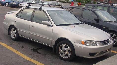 02 Toyota Corolla file 2001 02 toyota corolla jpg wikimedia commons