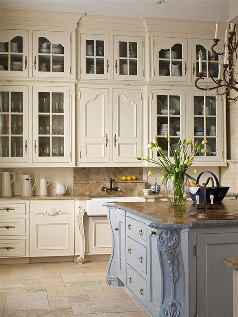 Kitchen And Bathroom Design Plans & Ideas » French Kitchens