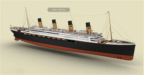 New Titanic Boat 2016 by Titanic Ii Replica Of Doomed Ship To Set Sail In 2018