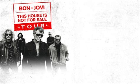 Bon Jovi  This House Is Not For Sale  Tour At Talking