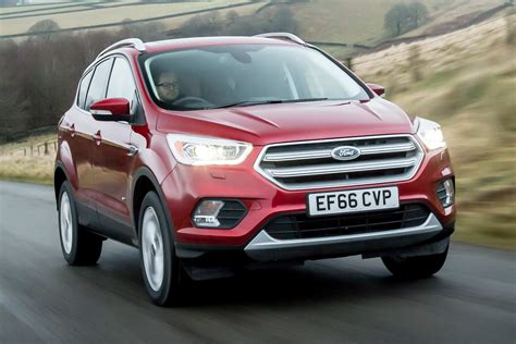 ford kuga titanium 2017 new ford kuga 2017 review pictures auto express