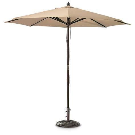castlecreek 9 market patio umbrella 234561 patio