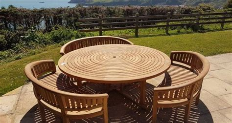 chelsea home leisure  teak garden furniture