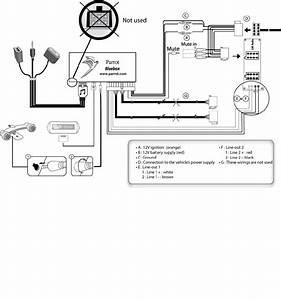 Parrot Mki9000 Wiring Diagram