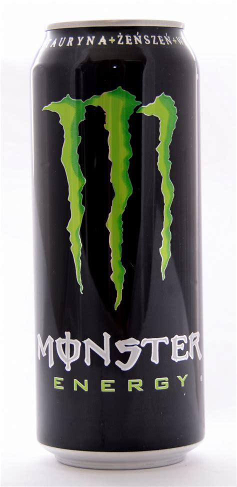 monster energy   ml napoje energetyczne monster