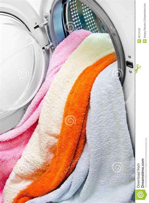 Washing Machine Stock Photo Image Of Soap, Clothing