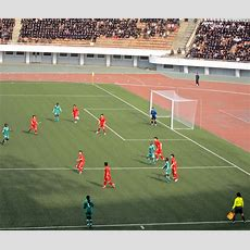 Football Match At Kim Il Sung Stadium  Flickr  Photo Sharing