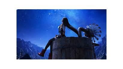 Remake Final Fantasy Vii Screenshots Aerith Sephiroth